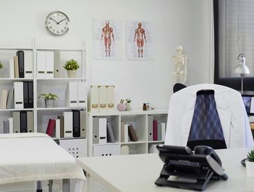 Restauration de table d'examen ou de fauteuil dentaire en un jour
