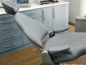 Rénovation de fauteuil de dentiste