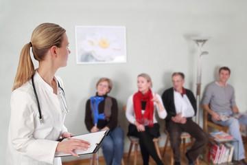 Optimiser l'espace d'une salle d'attente