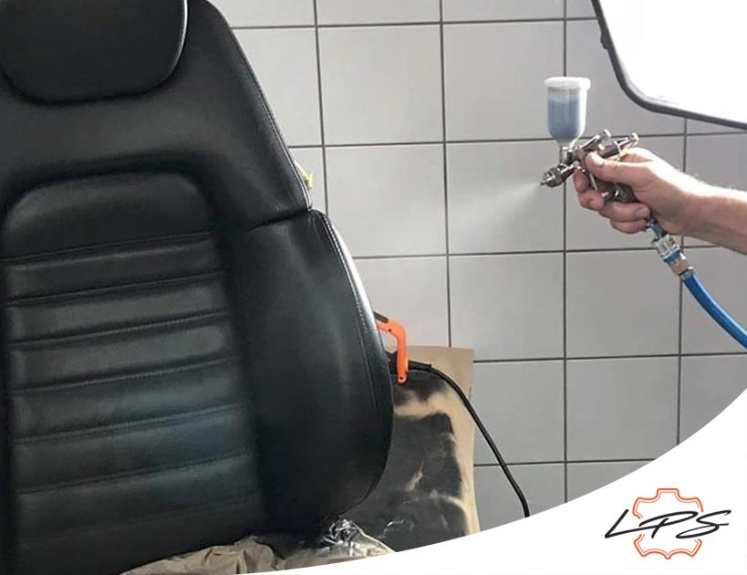 Restauration de cuir de voiture