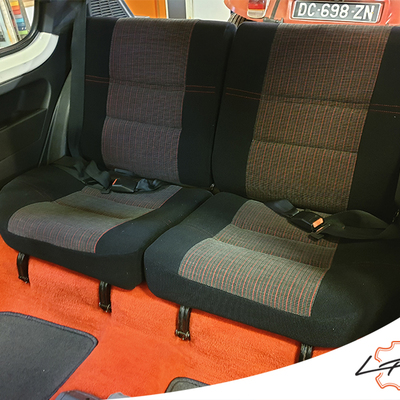Peugeot 205 GTI - Banquette AR