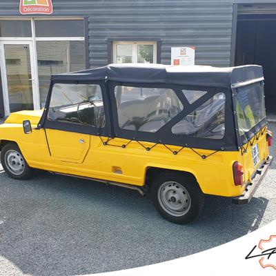 Renault Rodéo - Capote sur mesure