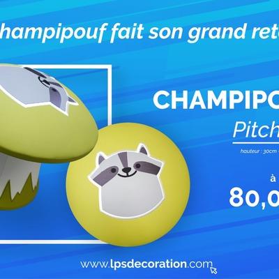 Champipouf Pitchoun