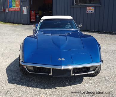 Chevrolet Corvette C3 (1971)