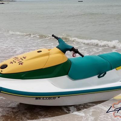 Selle Jet ski