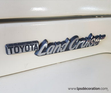 Toyota Land Cruiser (1983)