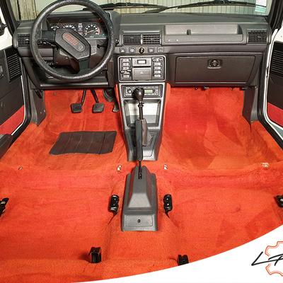 Peugeot 205 GTI - Moquette
