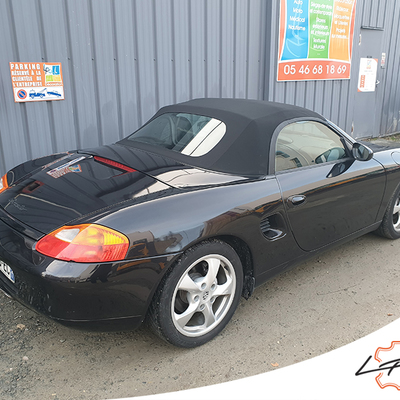 Porsche Boxster - Capote AR