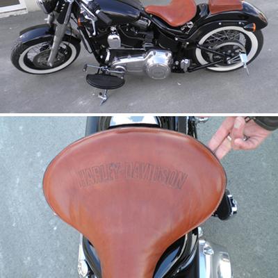 Selle Harley-Davidson